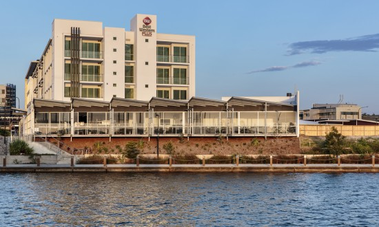 Best Western Plus Oceanside Kawana Hotel photographed by Fred McKie.